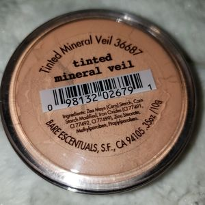 SEALED Bare Escentuals 36687 Tinted Mineral Powder